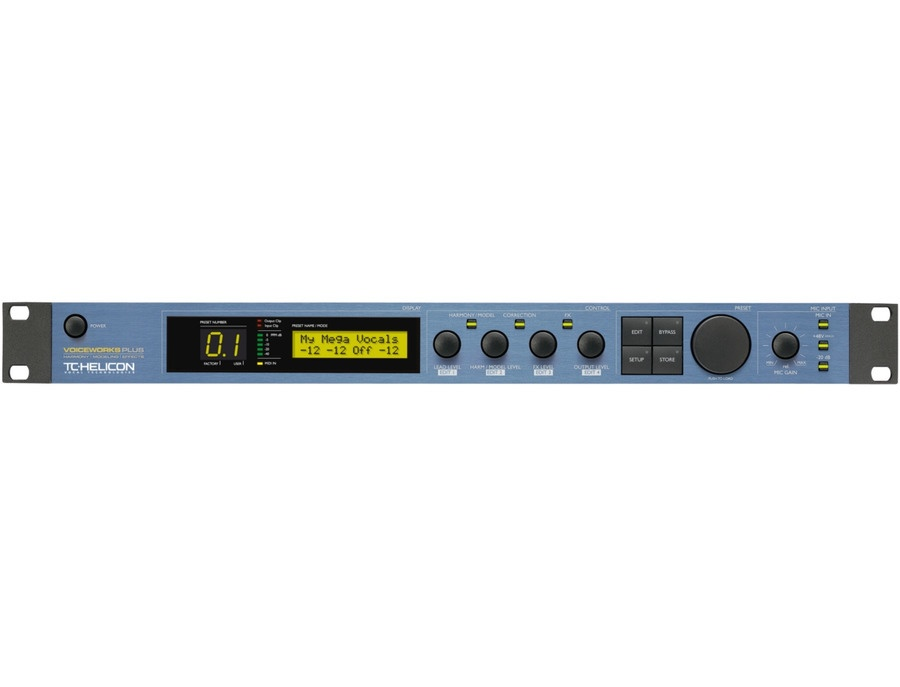 TC Electronic Voiceworks Plus