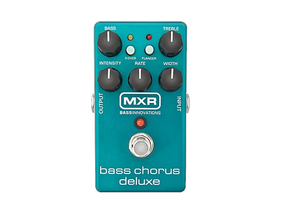 Mxr m 83 bass chorus deluxe xl