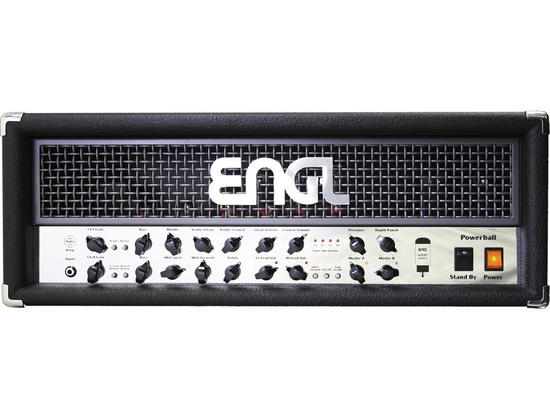ENGL E645 PowerBall Head