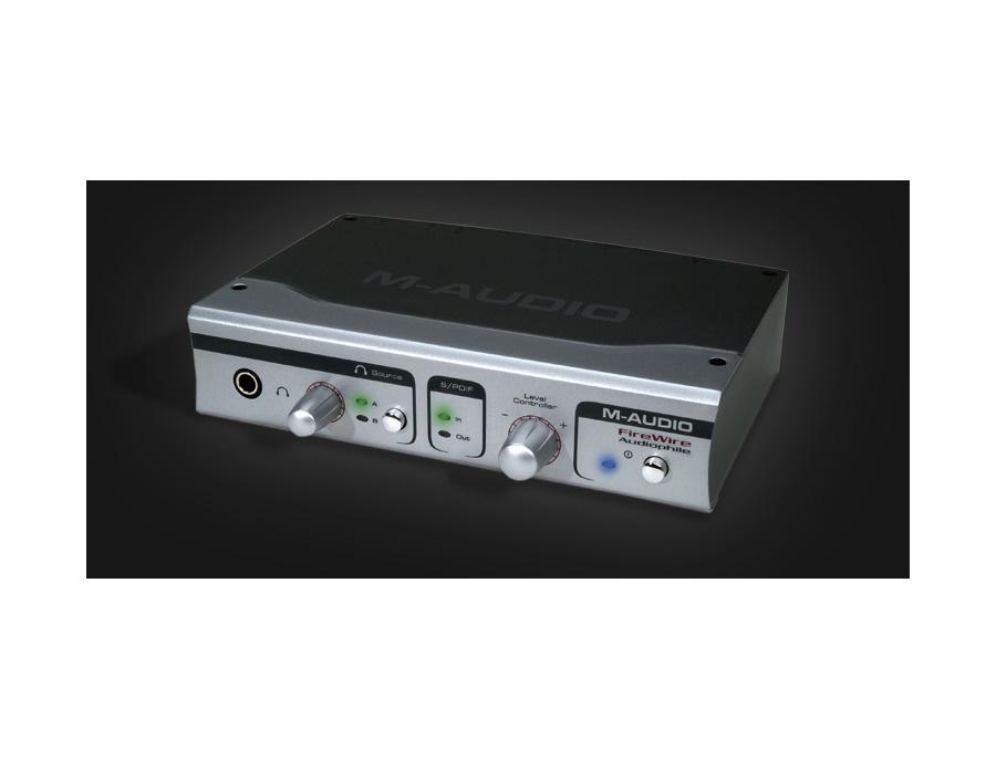 M Audio Firewire Audiophile