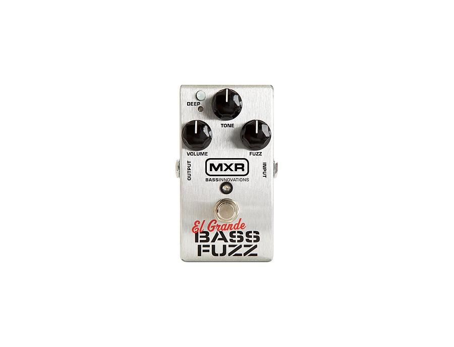 MXR M-182 El Grande™ Bass Fuzz