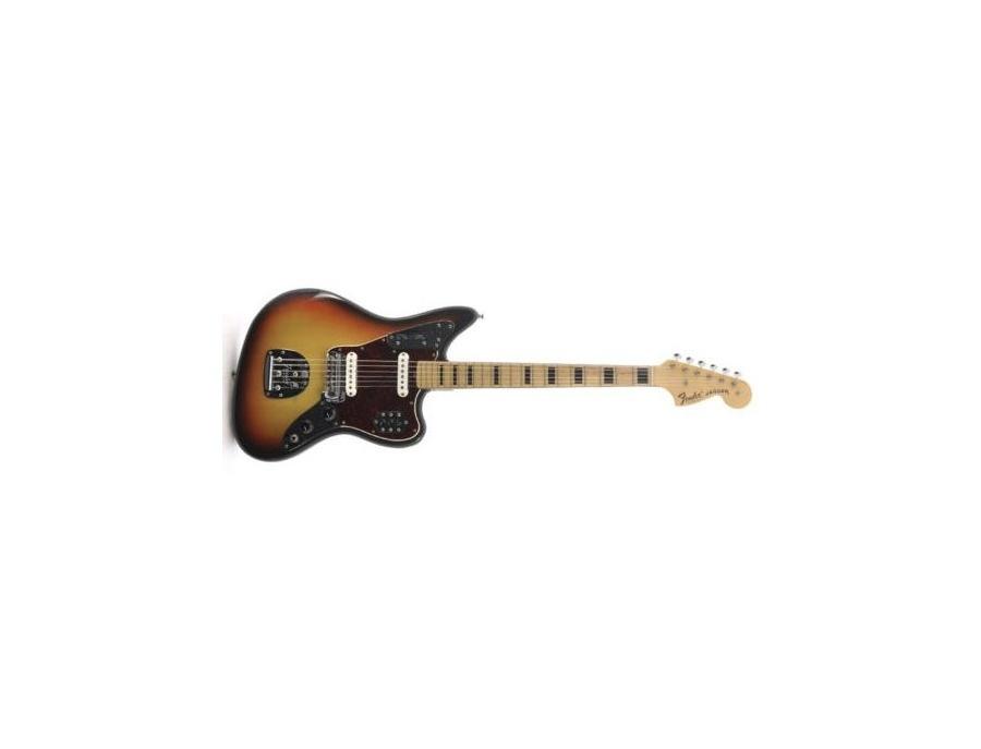 1971 Fender Jaguar Sunburst