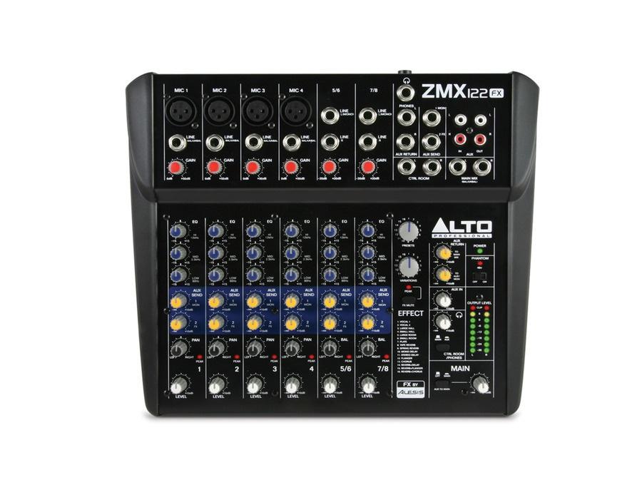 Alto ZMX 122FX