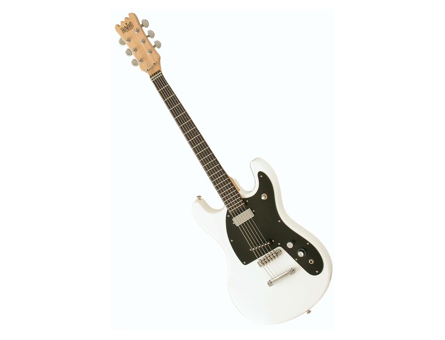 Eastwood Mach Two Mosrite Mark II Reissue Electric Guitar