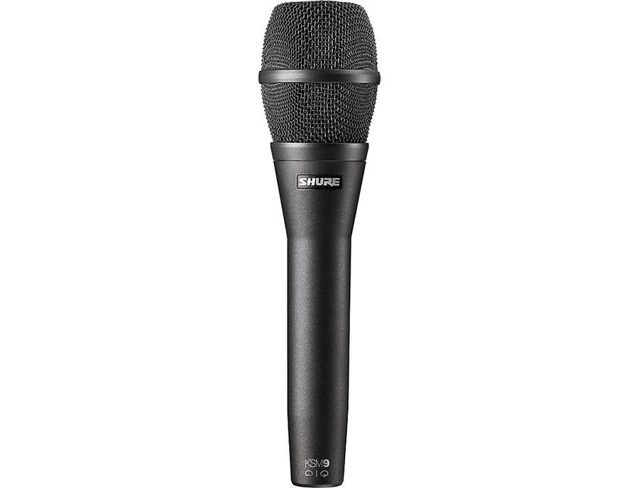 Shure ksm9 dual diaphragm performance condenser microphone xl