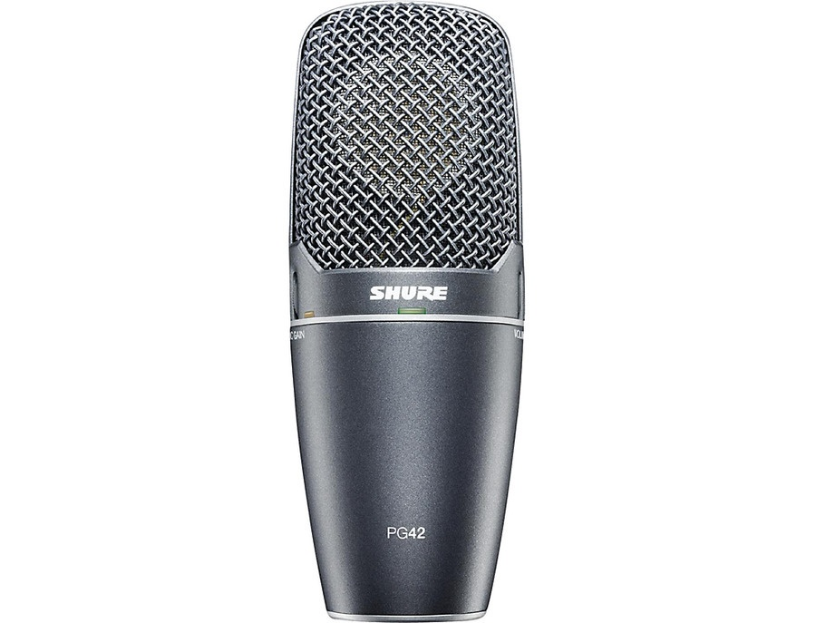 Shure PG42 Condenser Microphone