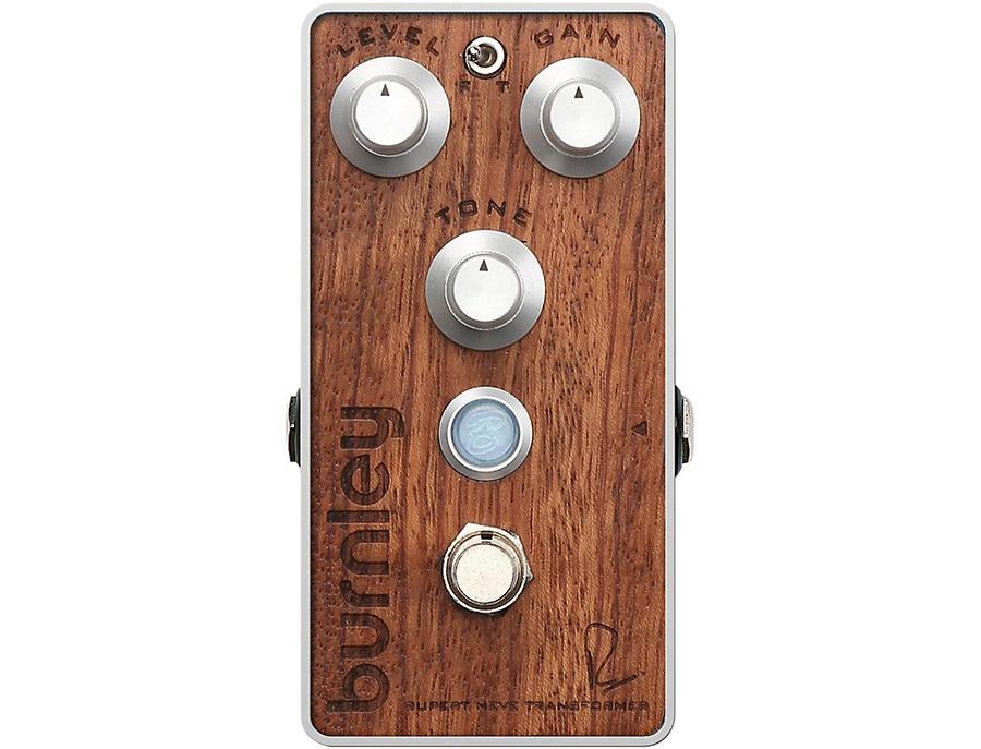 Bogner Burnley - Bubinga Distortion Guitar Effects Pedal