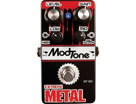 Modtone MT-EM Extreme Metal Guitar Effects Pedal