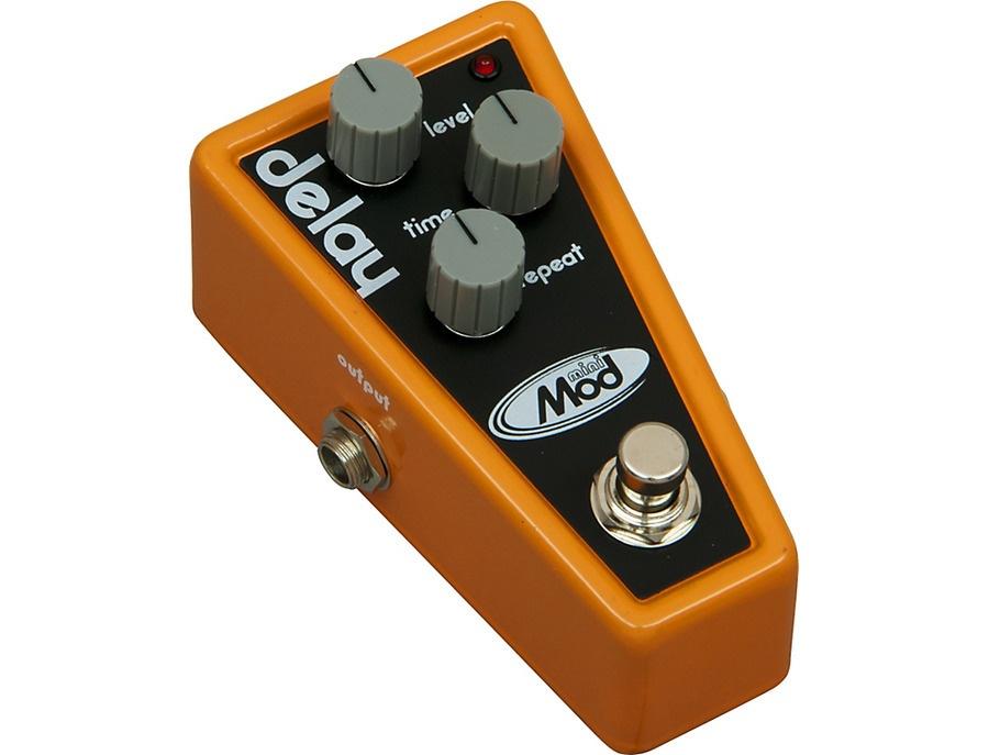 Modtone Mini-Mod Delay Guitar Effects Pedal
