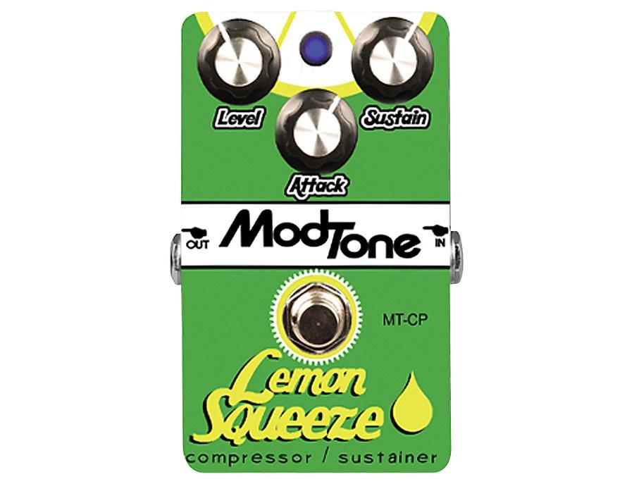 Modtone Lemon Squeeze Compressor Guitar Effects Pedal