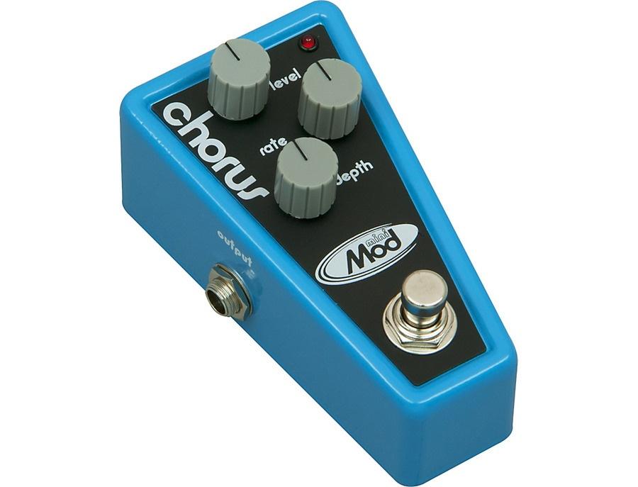 Modtone Mini-Mod Chorus Guitar Effects Pedal