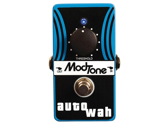 Modtone Auto-Wah Guitar Effects Pedal