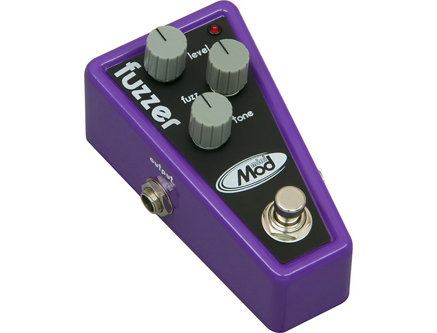 Modtone Mini-Mod Fuzz Guitar Effects Pedal