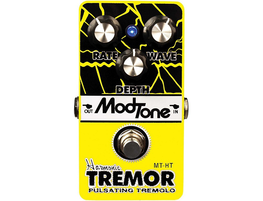 Modtone MT-HART Special Edition Harmonic Tremor Pedal