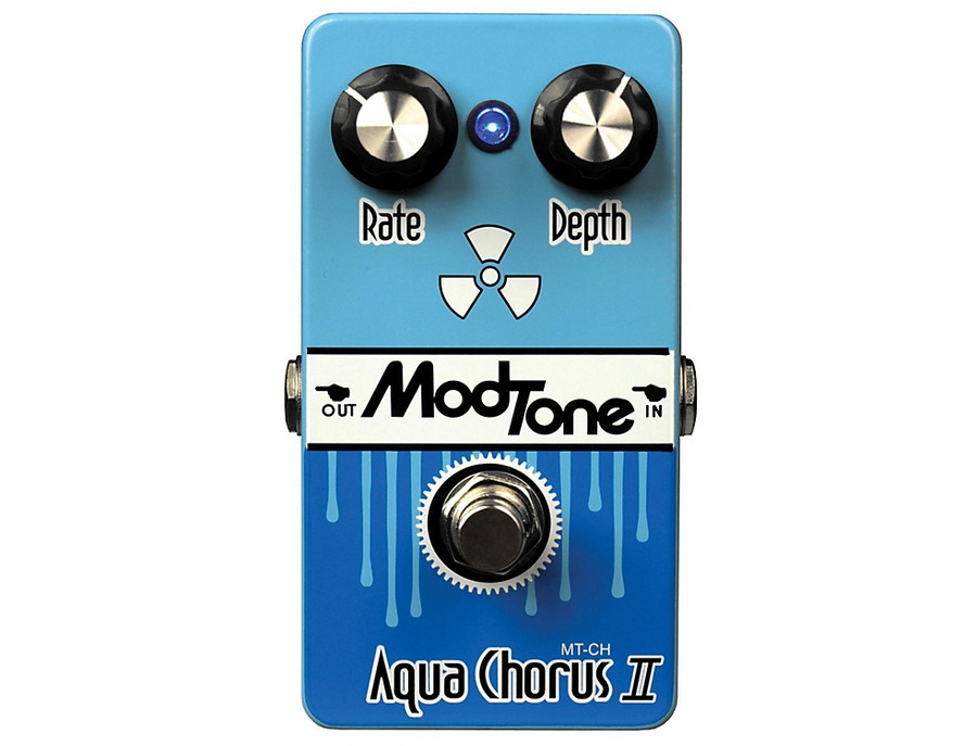 Modtone Aqua Chorus 2 Guitar Effects Pedal