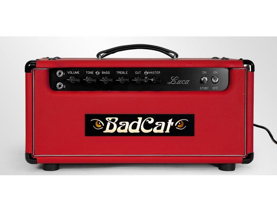 Bad Cat Amps Luca 40 Head