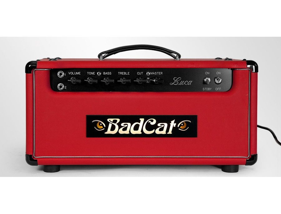 Bad Cat Amps Luca 40 Head