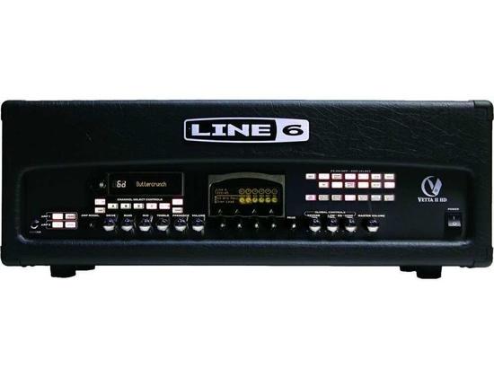 line 6 vetta ii hd 300 watt stereo head reviews prices equipboard. Black Bedroom Furniture Sets. Home Design Ideas