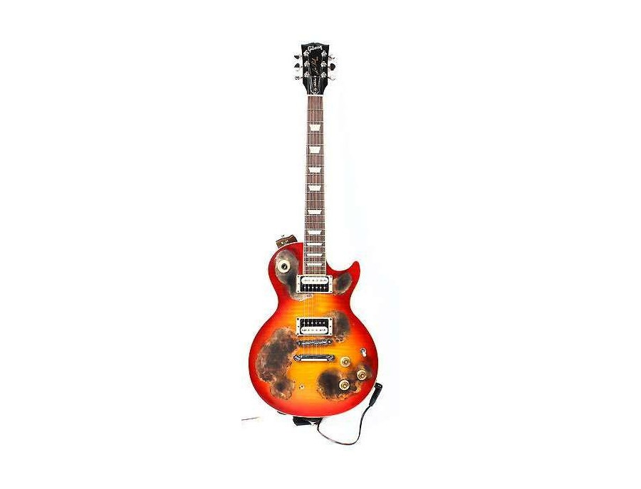 "Gibson ""Burnt"" Les Paul"
