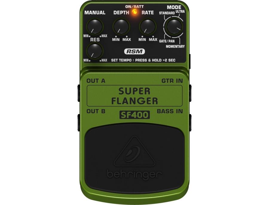 Behringer SF400 Super Flanger