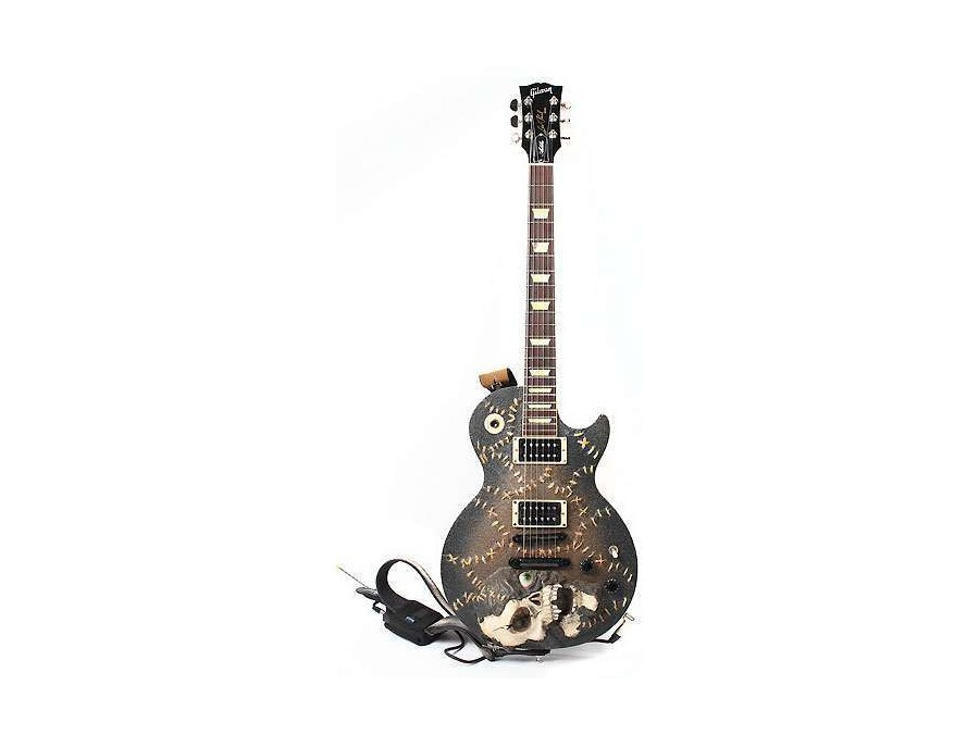 "Gibson ""Leatherface"" Les Paul"