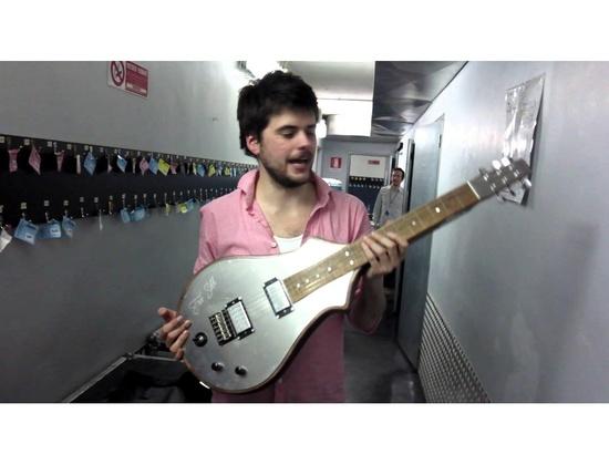 Mas Guitars Lap Steel