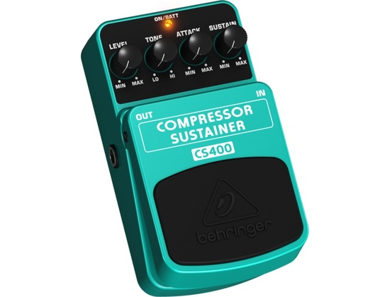 Behringer CS400 Compressor Sustainer