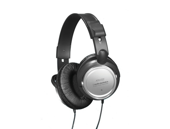 Audio-Technica ATH-T22 Dynamic Stereo Headphones