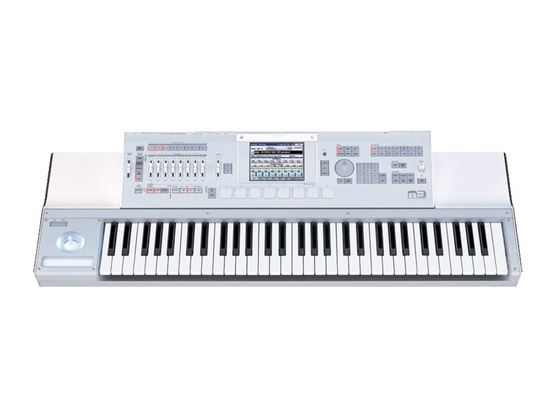 Korg M3 61-Key Music Workstation Keyboard