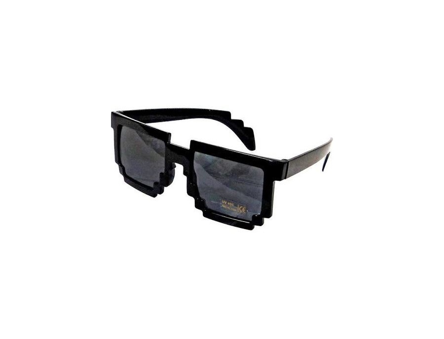 Minecraft Pixelated Sunglasses
