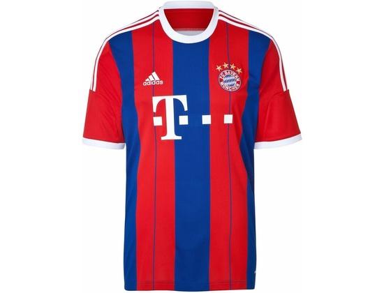 Bayern München 2014-15 Home Jersey