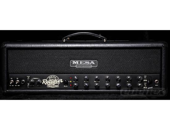 Mesa Boogie Dual Rectifier Trem-O-Verb Head