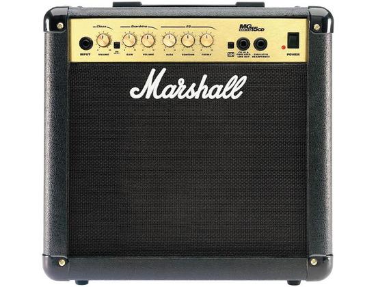 Marshall MG15CD