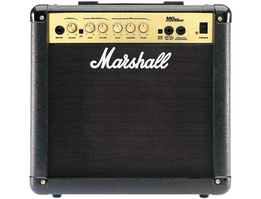 Marshall MG15CD