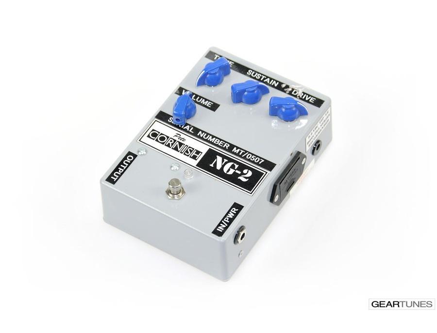 Cornish NG-2 Fuzz pedal