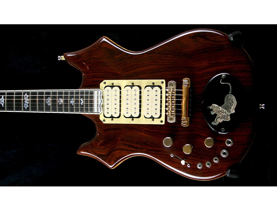 "Doug Irwin ""Tiger"" Guitar"