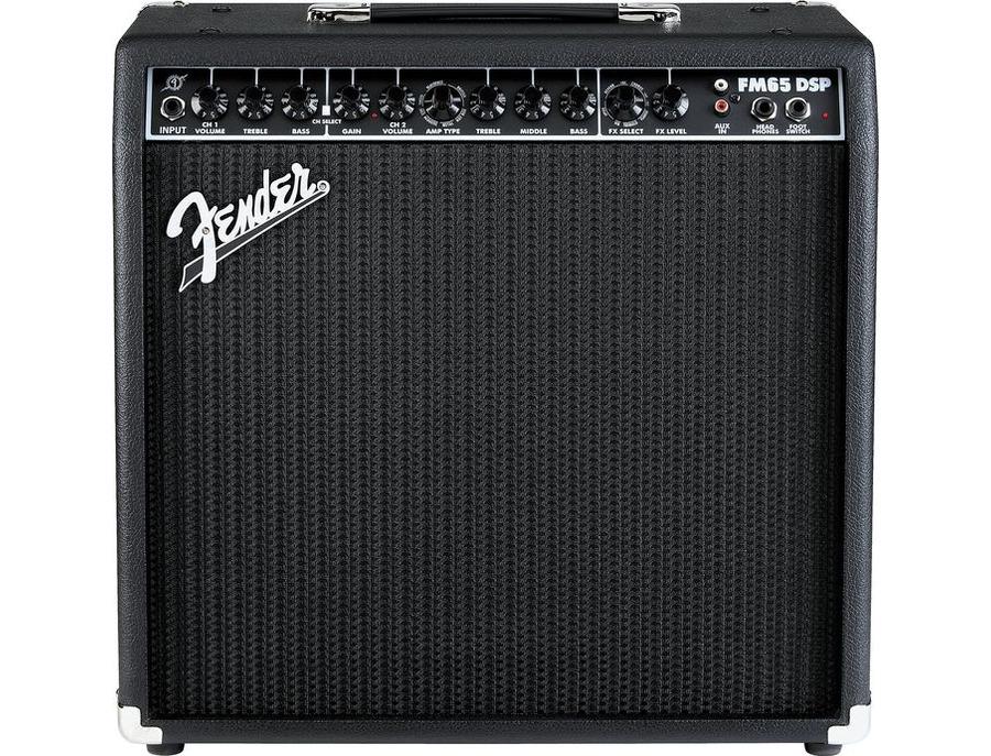 Fender FM65DSP 65 Watt 1x12 Frontman Combo Amp