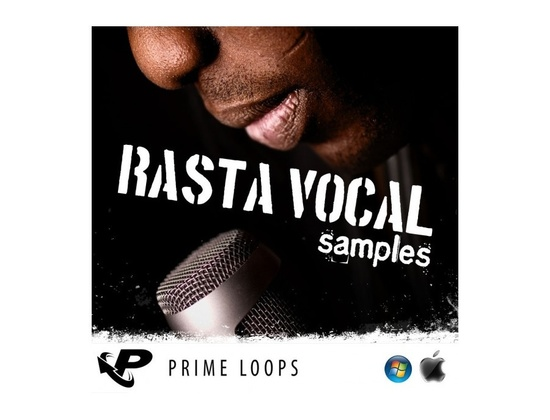 Prime Loops Rasta Vocal Samples