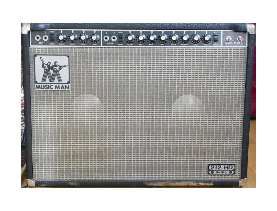Music Man 212-HD 130 Vintage (1970s)