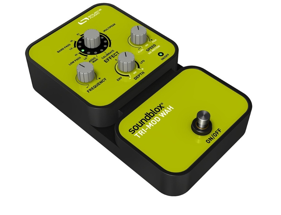 Source Audio SA121 Soundblox Tri-Mod Wah