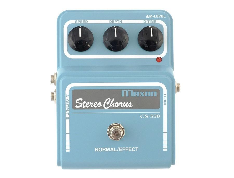 Maxon CS-550 Stereo Chorus
