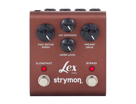 Strymon Lex Rotary Rotating Speaker Effects Pedal