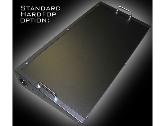 "Trailer Trash 24""x12"" ProSeries Pedalboard"
