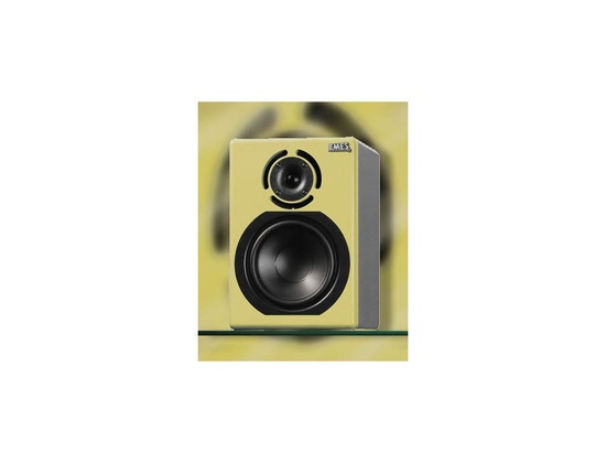 Emes Quartz Bi-Amplified Main Studio Monitors