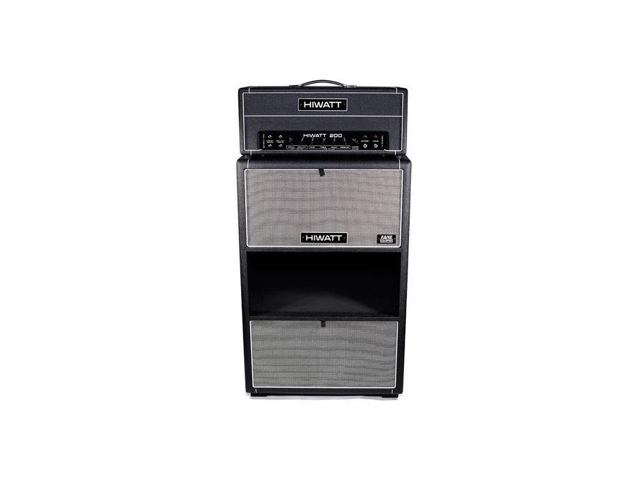 Hiwatt Custom 200W and 4x12 cabinet
