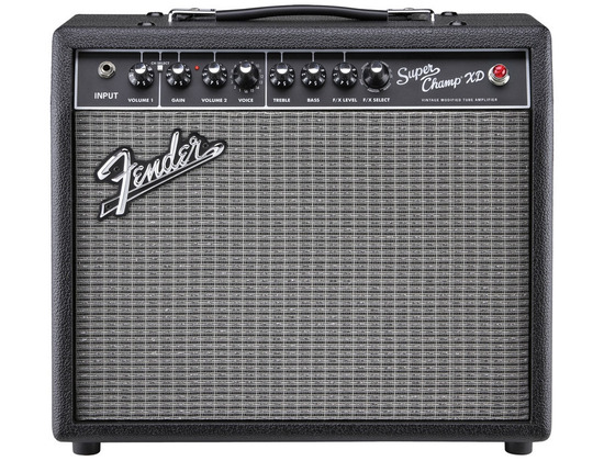 Fender Super Champ XD