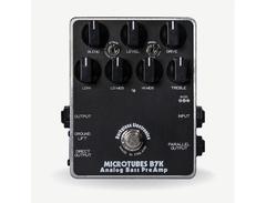 Darkglass microtubes b7k analog bass preamp pedal s