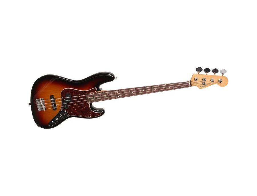 Fender Jazz Bass Reggie Hamilton Anniversary