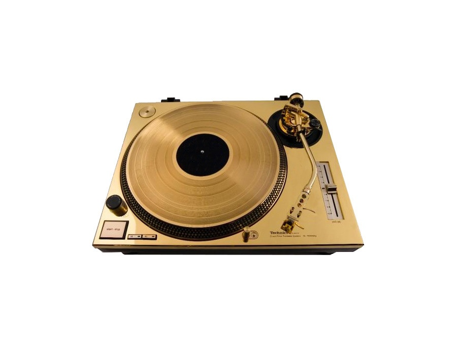 Technics 1200 Gold DMC Championship