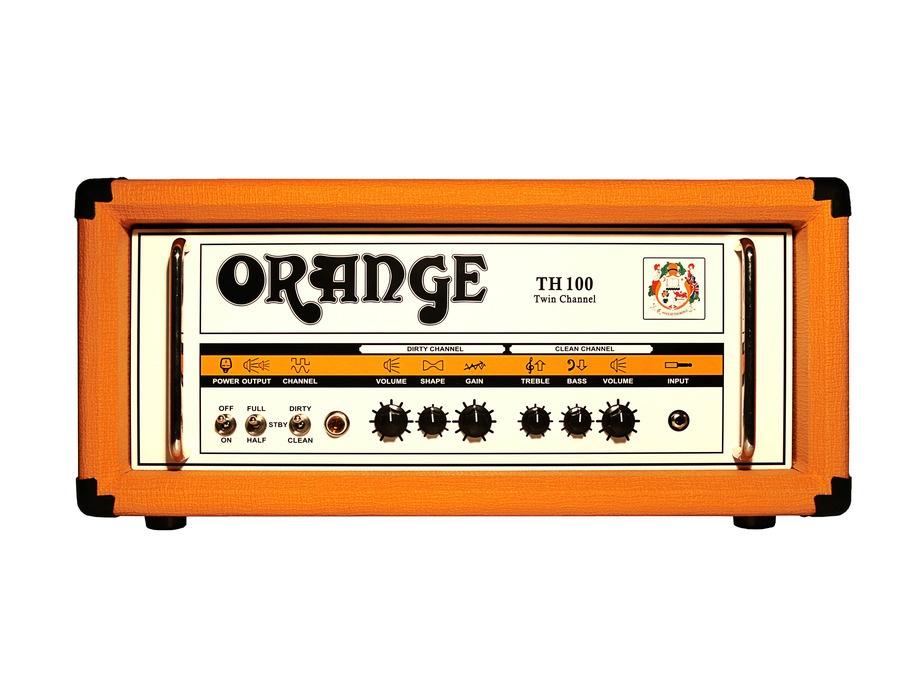 Orange TH100 Head